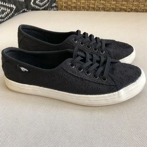 Rocket Dog Chowchow Lucky Eyelet Cotton Sneaker